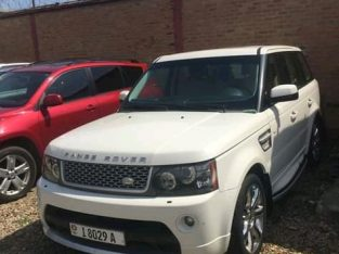 Land Rover for lent