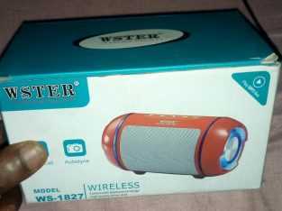 RADIO MINI SPEAKER BLUETOOTH