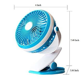 Ventilateurs Mini portable rechargeable
