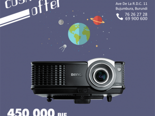 Video projecteur banq Mp 522