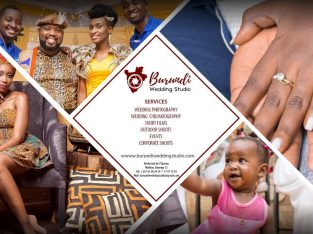 Burundi wedding studio